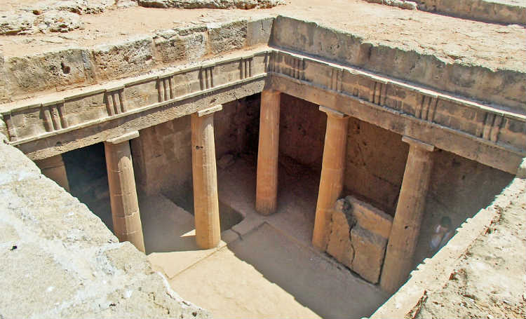 Tombs-of-the-Kings-Paphos