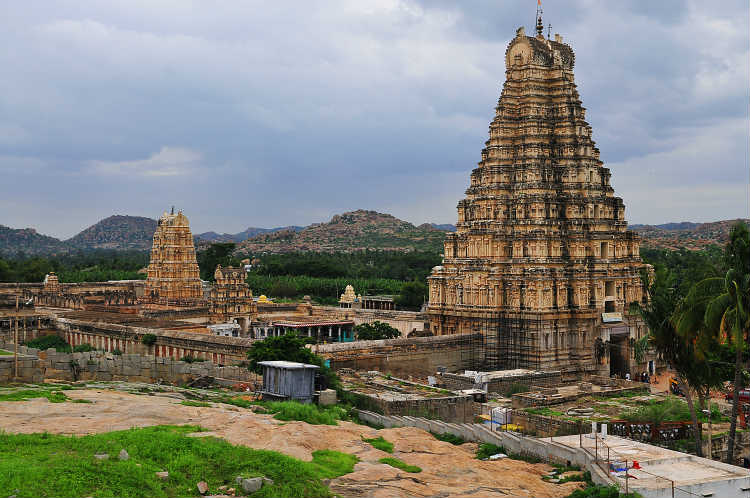 Virupaksha-Temple-of-Hampi