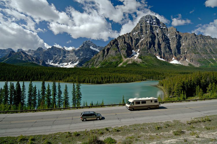 Icefields Parkway – Alberta, Canada