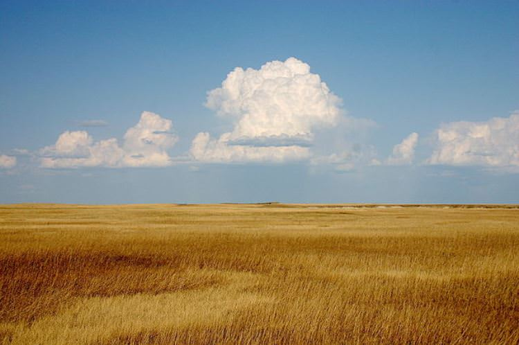640px-Cumulus_Clouds_over_Yellow_Prairie2