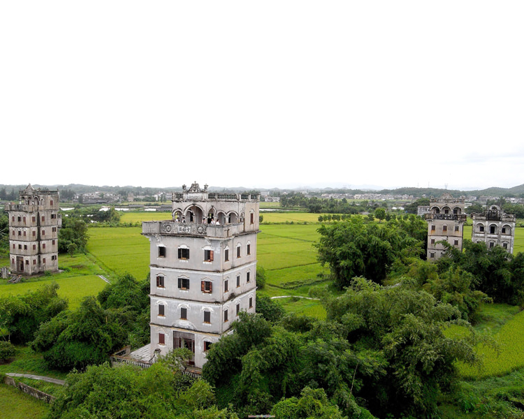 Chinas-World-Heritage-Kaiping-Diaolou-And-Villages-17