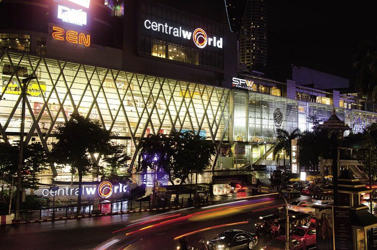 Bangkok-Shopping-Malls