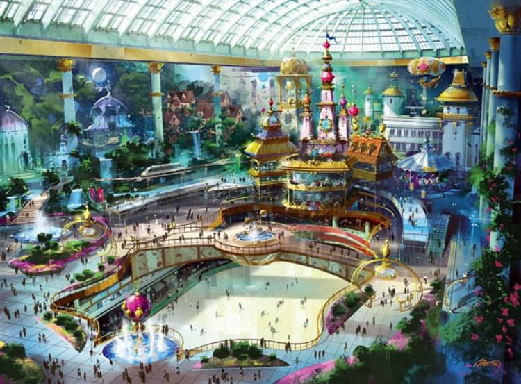 Lotte-World-Korea