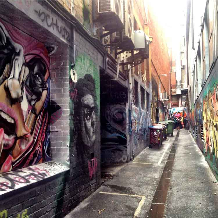 24 hours in: Melbourne