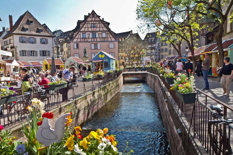 Colmar--Alsace--region--France-2