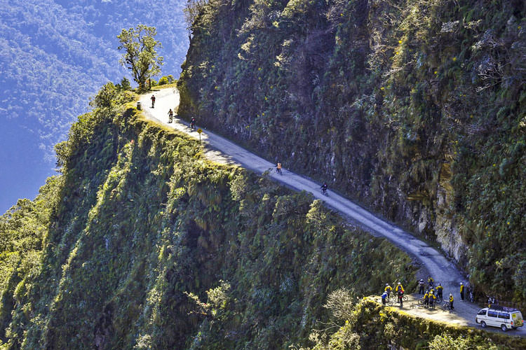 Death-Road-Bolivia