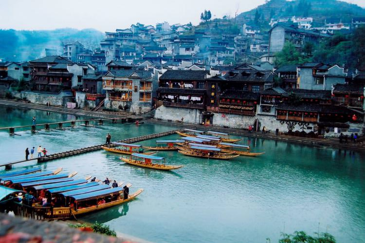 Fenghuang--(Phoenix-Ancient-Town)-Hunan--Province--China-2