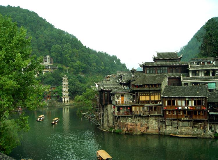 Fenghuang--(Phoenix-Ancient-Town)-Hunan--Province--China-4