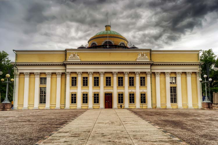 The-National-Library-of-Finland-helsinki