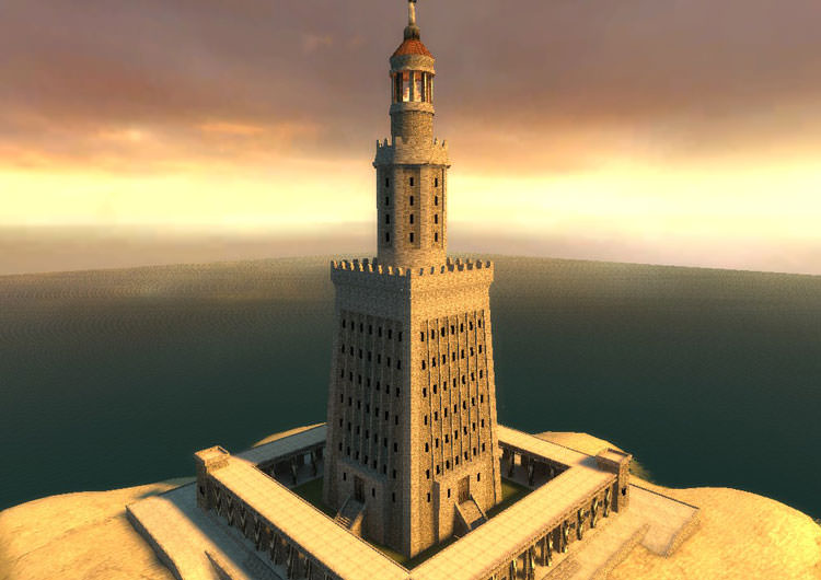 the-Lighthouse-at-Alexandria