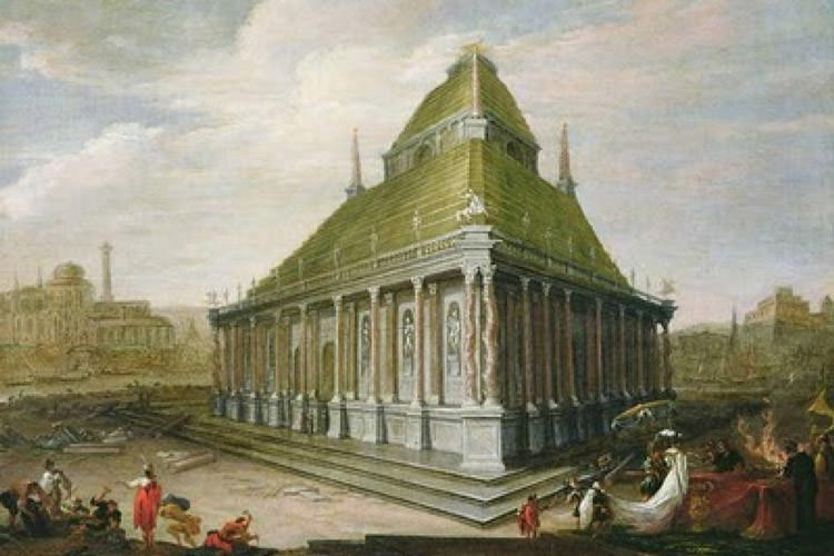 the-Mausoleum-at-Halicarnassus