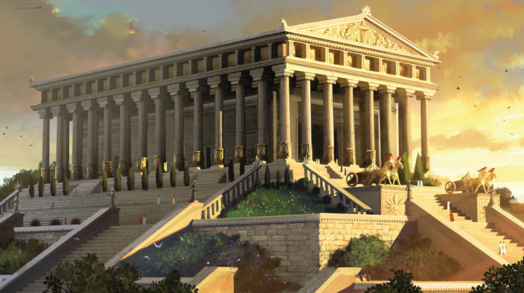 the-Temple-of-Artemis-at-Ephesus