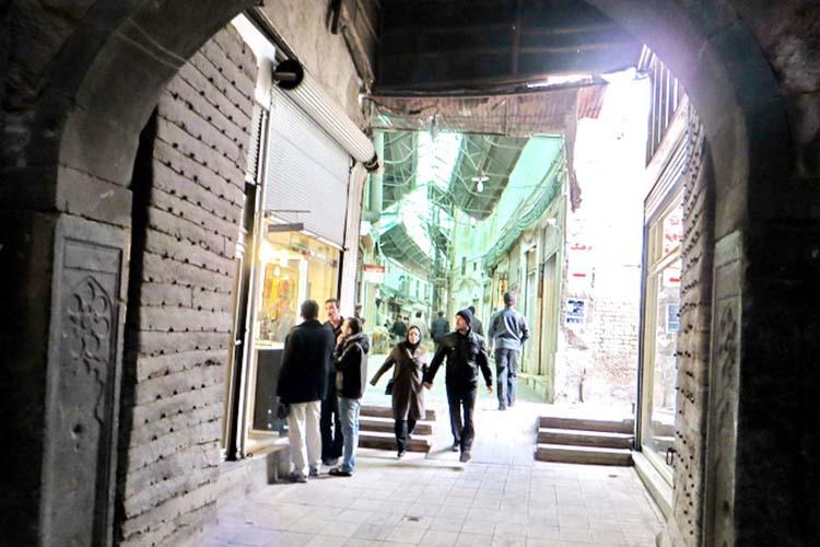 دروازههای تبریز