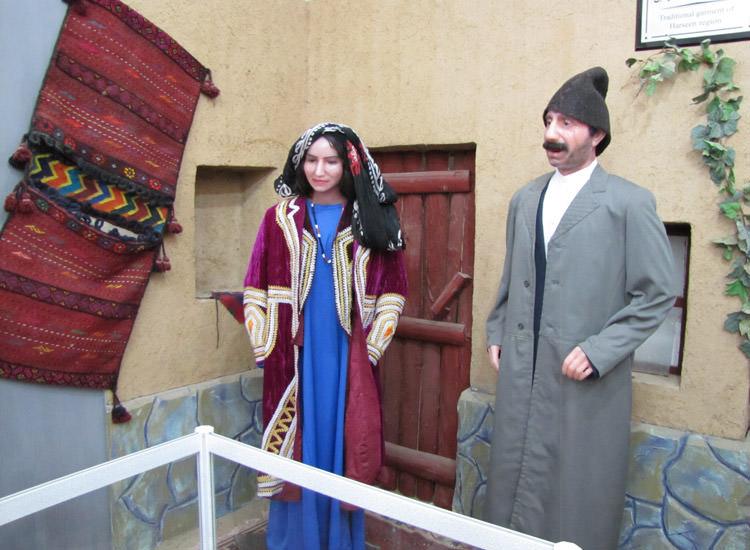 موزه پوشاک کرمانشاه