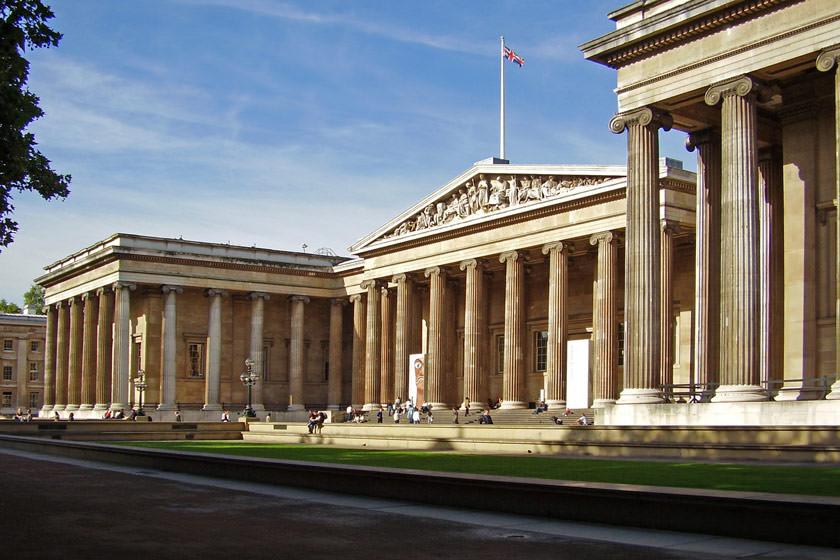 موزه بریتانیا؛ برترین موزه در انگلستان