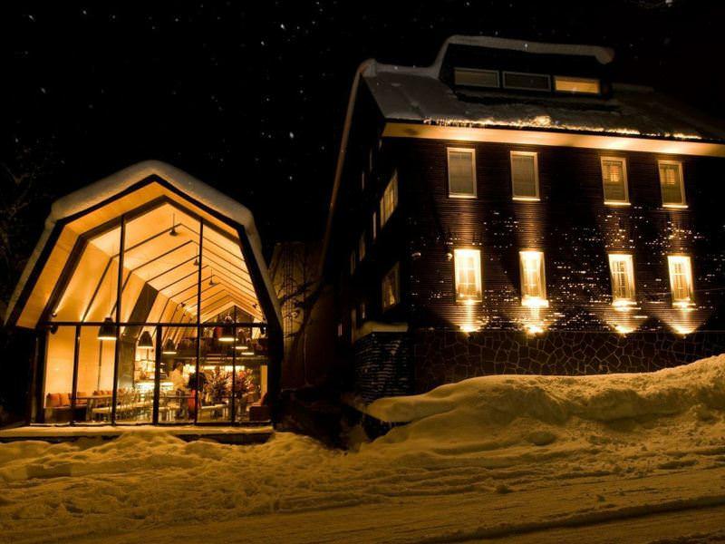 هتل کوهستانی
