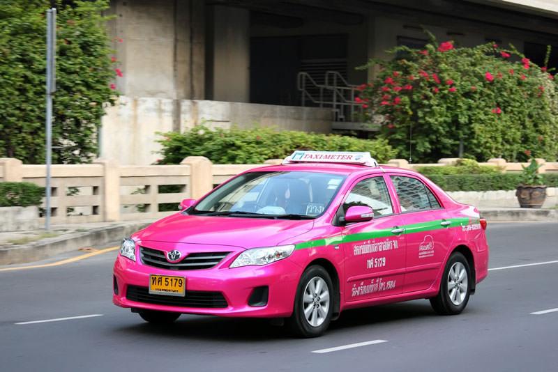 تاکسی بانکوک