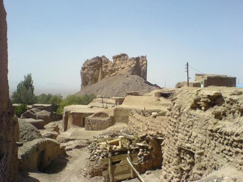 روستای شواز