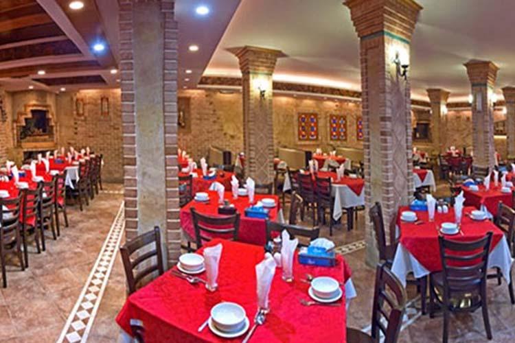 رستوران های شیراز