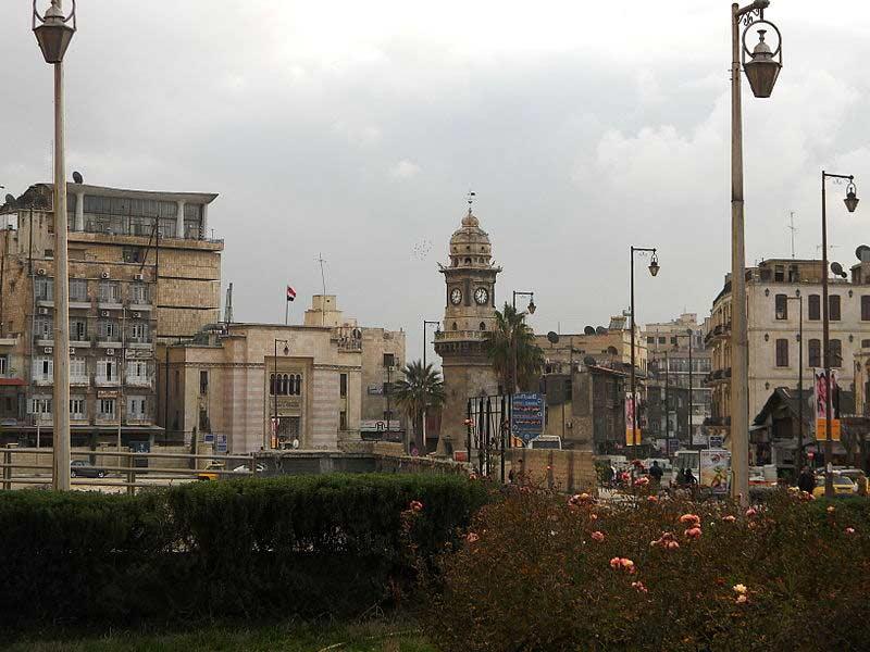 میدان باب الفرج حلب