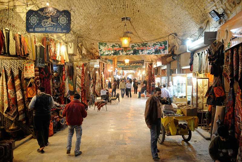سوق المدینه حلب
