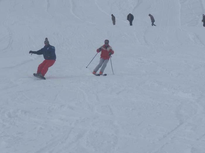پیست اسکی کوهرنگ