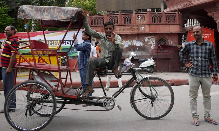 bicycle-rickshaw