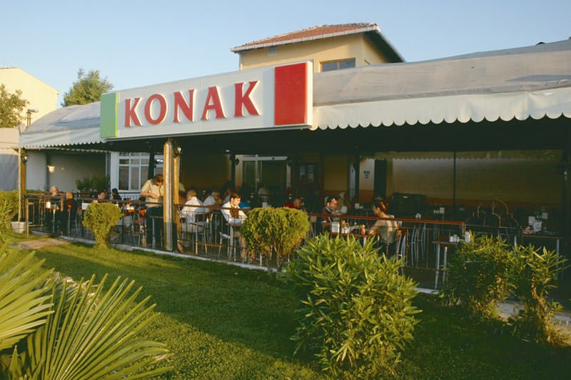 رستوران کوناک قونیه