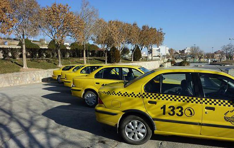 تاکسی در شیراز