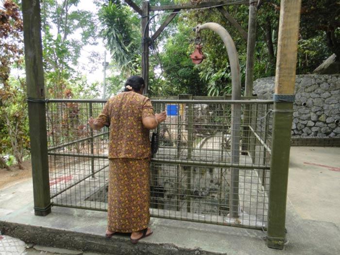 موزه جنگ تسخیر شده پنن در مالزی
