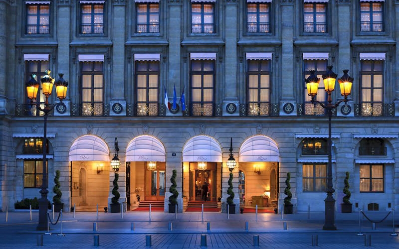 هتل ریتز پاریس (Hotel Ritz Paris)