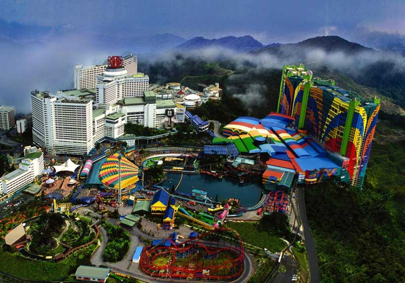 گنتینگ هایلندز (Genting Highlands)