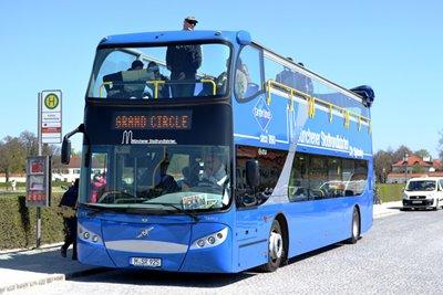 حمل و نقل عمومی در مونیخ، آلمان (قسمت اول)