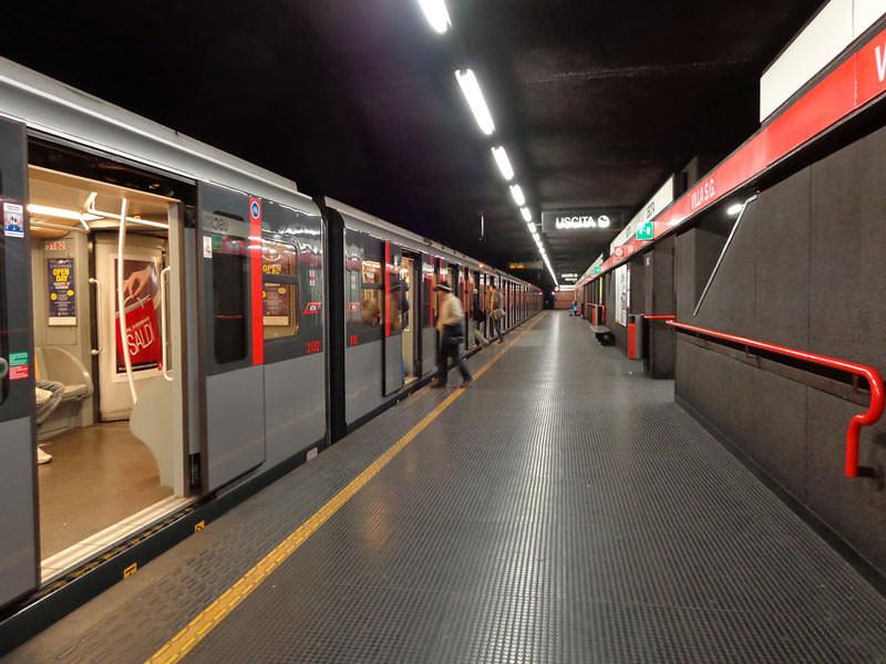 متروی میلان