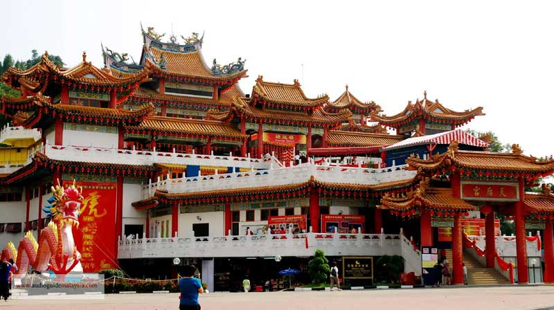 معبد تیان هو (Thean Hou Temple)