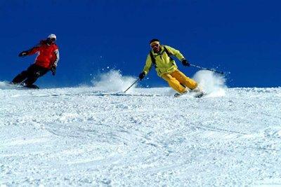 پیست اسکی دنا یاسوج؛ مقصد اسکی بازان جنوب کشور
