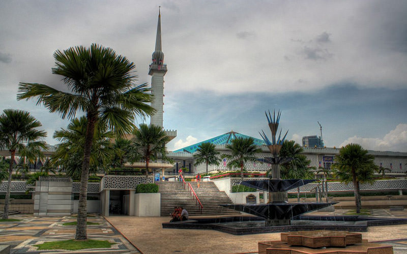 مسجد ملی - مسجد نگارا (National Mosque of Malaysia)