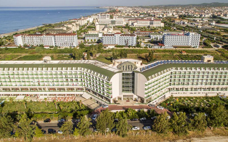 هتل هدف ریزورت (Hedef Beach Resort Hotel)