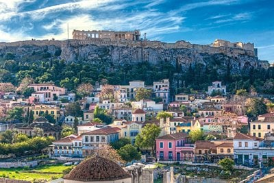 بهترین زمان سفر به آتن؛ شهر خرابههای باستانی