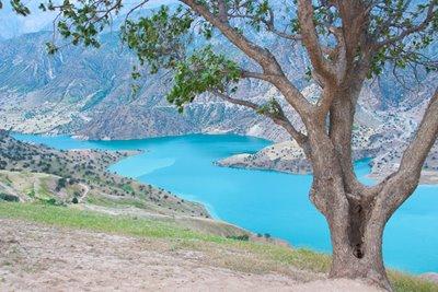 منطقه زراس؛ بهشتی در خوزستان