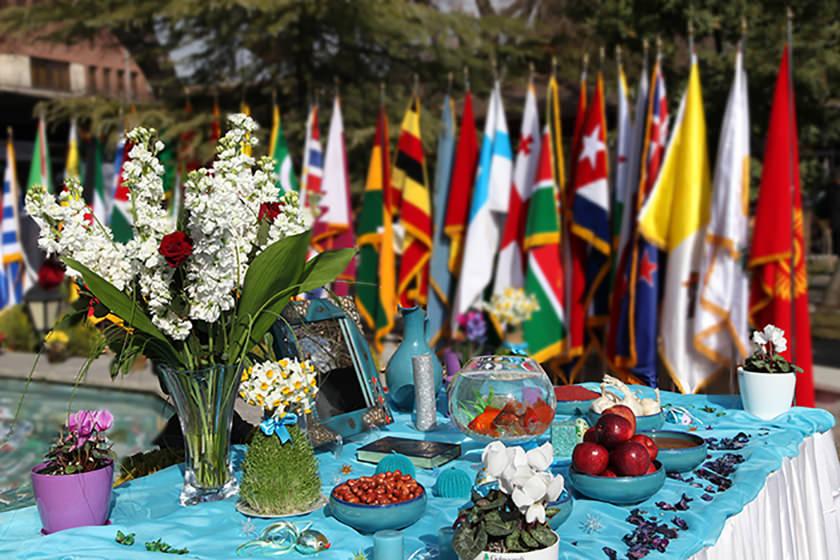 نوروز در چه کشورهایی جشن گرفته می شود؟