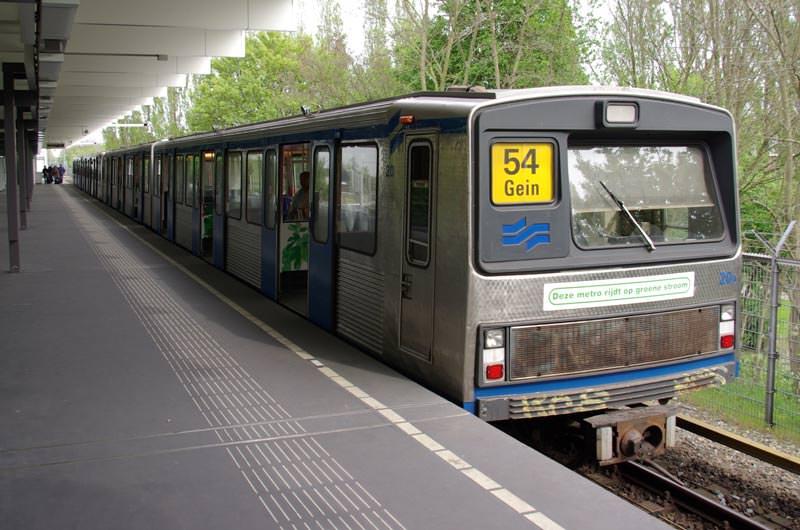 مترو آمستردام