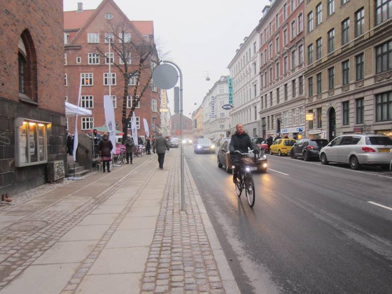 خیابانهای کپنهاگ دانمارک