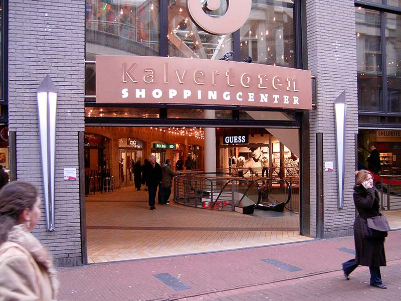 مرکز خرید کالورتورن امستردام