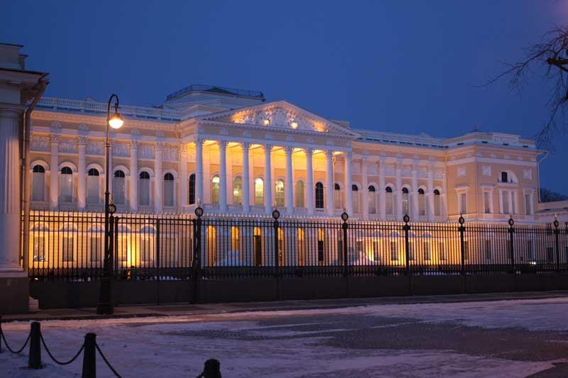 موزه روسی سن پترزبورگ