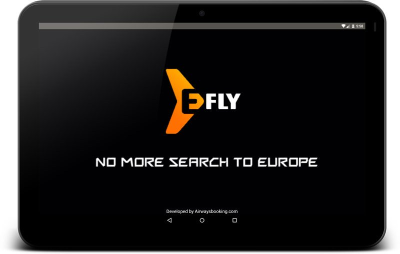 fly europe