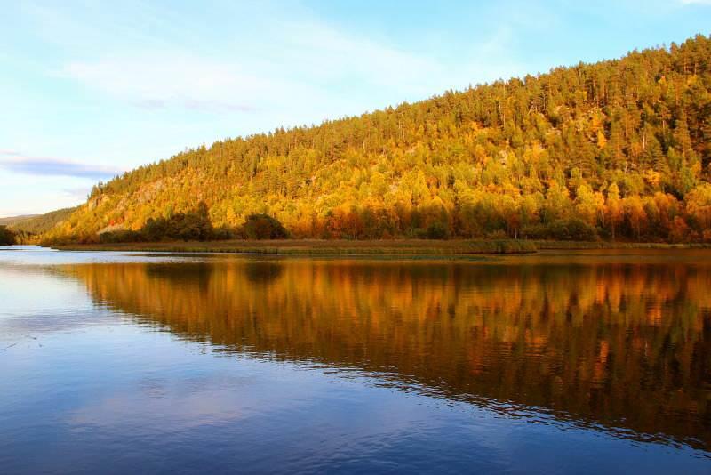 پارک ملی Lemmenjoki