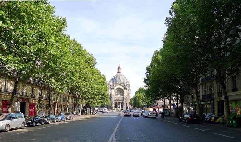 بلوارهای پاریس