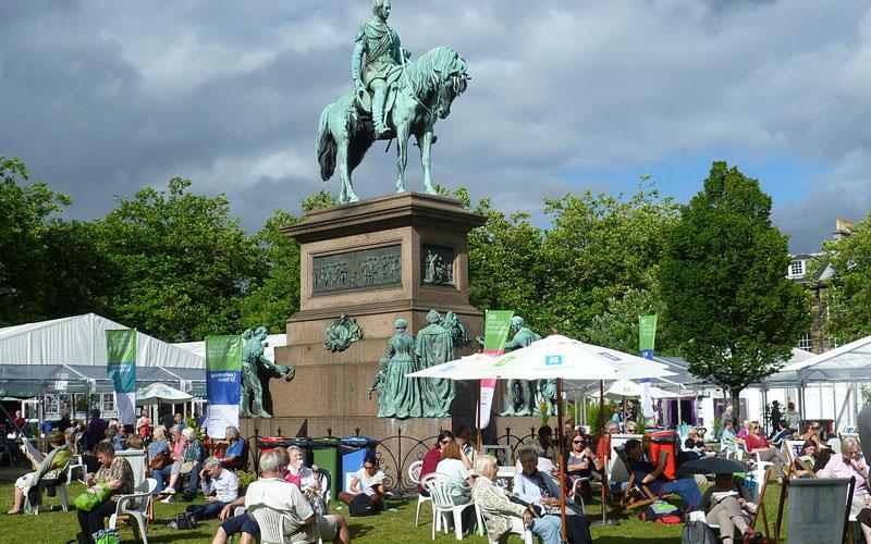 جشنواره بین المللی کتاب ادینبورگ