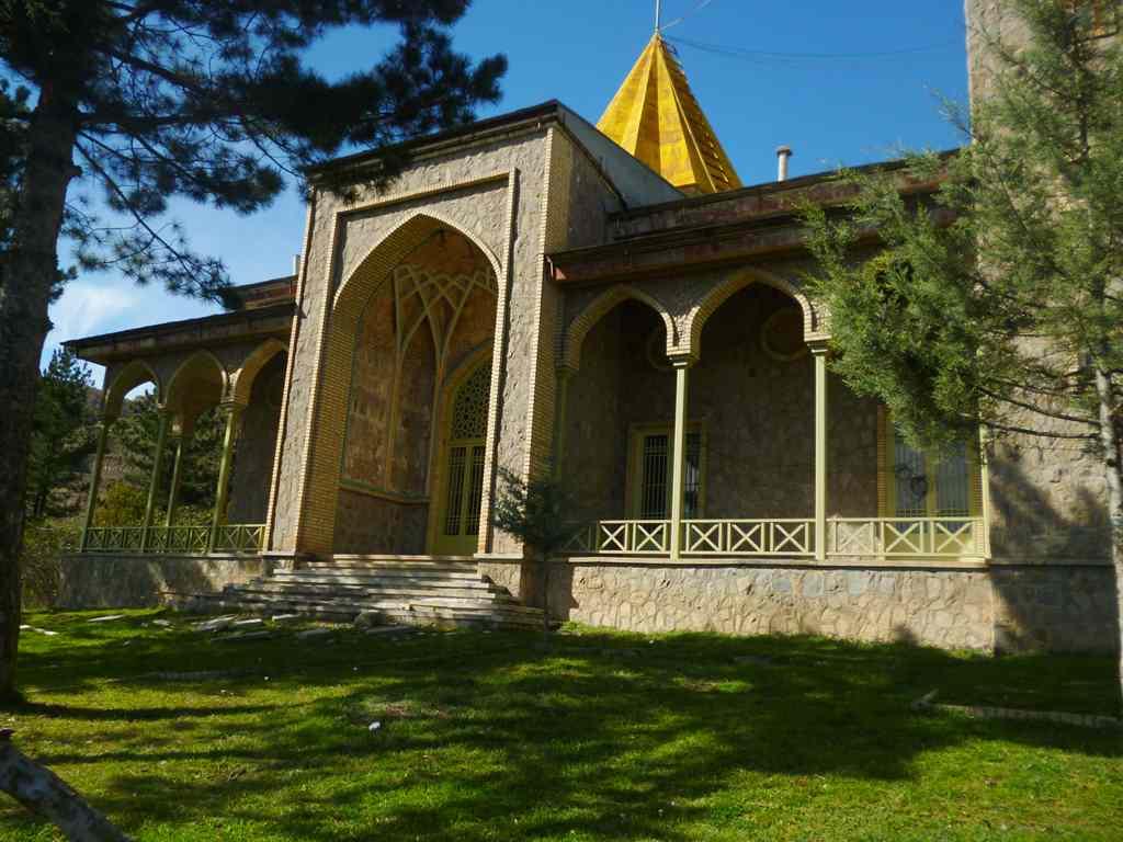 مسجد آلاشت